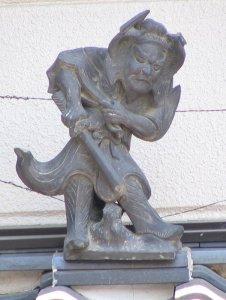 長野市丹波島の鍾馗さん