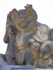 長野市青木島の鍾馗さん