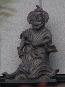 丹波島の鍾馗さん