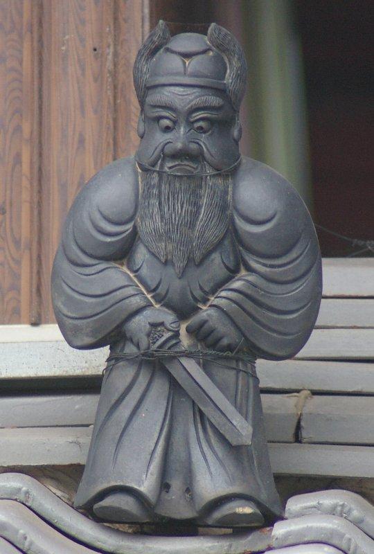 東近江市南清水町の鍾馗さん