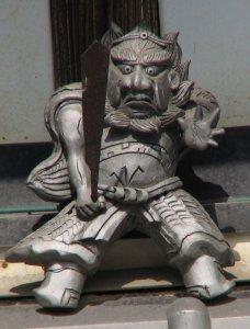 伊賀市忍町の鍾馗さん