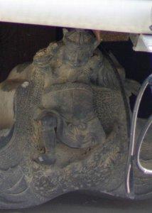 津市神戸の鍾馗さん