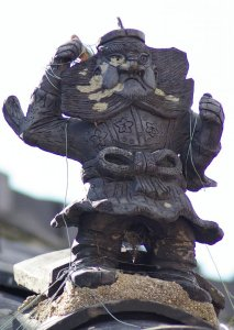 香良洲町小松の鍾馗さん