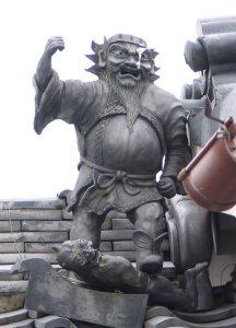 近江八幡市多賀町の鍾馗さん