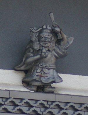 宝塚市安倉北の鍾馗さん