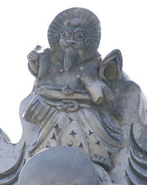 加西市北条町栗田の鍾馗さん
