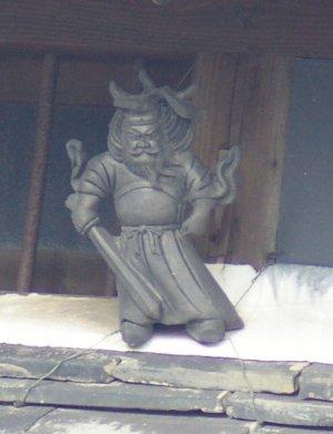川越町高松の鍾馗さん