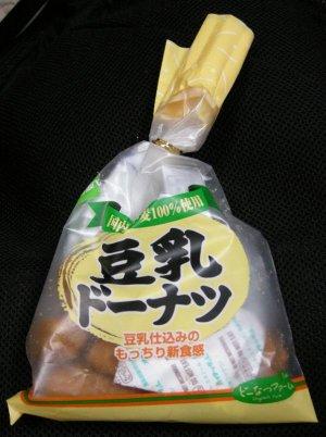 豆乳ドーナツ(山田製菓)