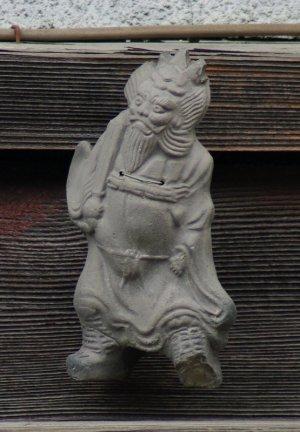 京都市中京区夷川通の鍾馗さん