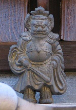 八幡市橋本の鍾馗さん