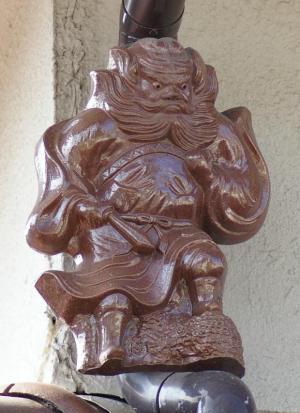 明石市林の鍾馗さん