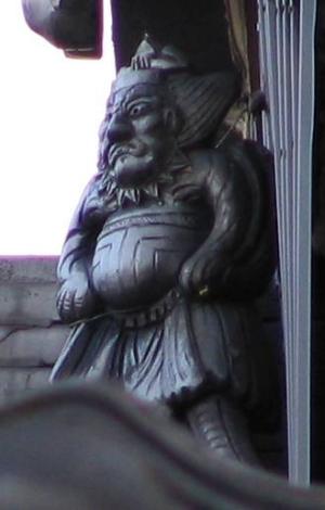 広陵町百済の鍾馗さん