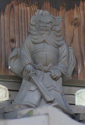 竜王町須恵の鍾馗さん