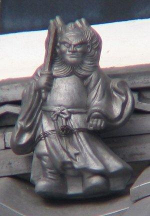 近江八幡市北元町の鍾馗さん