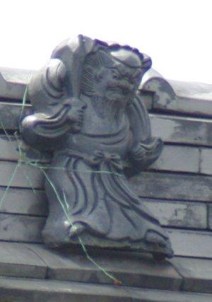 五條市須恵の鍾馗さん
