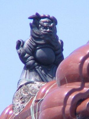 東浦町石浜の鍾馗さん