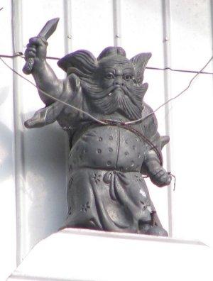 彦根市小野町の鍾馗さん