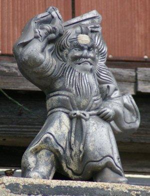 南知多町山海の鍾馗さん