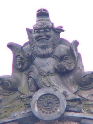 桜井市桜井の鍾馗さん