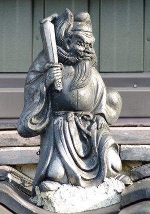 桑名市赤須賀の鍾馗さん