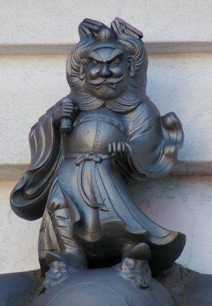 三浦市三崎の鍾馗さん