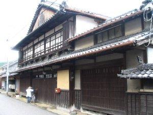 平松宿 旅籠「いたや」 2004