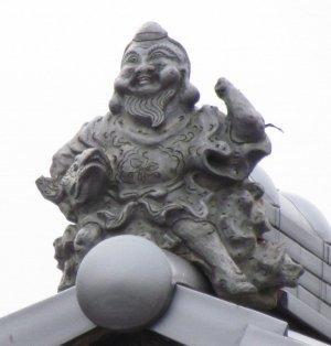 麻績宿の恵比寿さん
