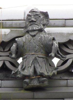 松本市中川の鍾馗さん