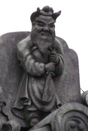 松本市五常の鍾馗さん