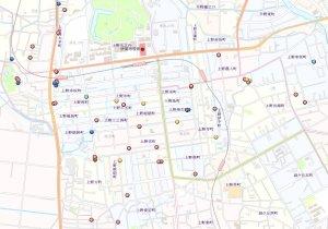伊賀上野鍾馗さんマップ
