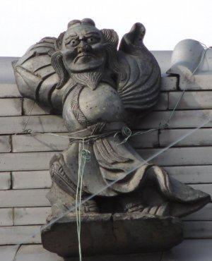 田原本町の鍾馗さん
