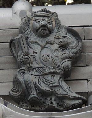 田原本町千代の鍾馗さん