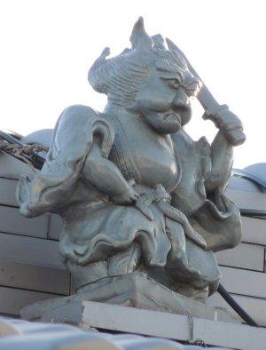 姫路市網干区和久の鍾馗さん