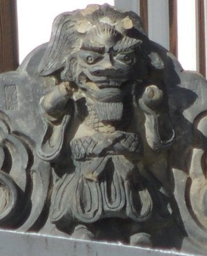 太子町鵤の鍾馗さん