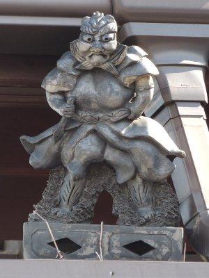 太子町竹広の鍾馗さん