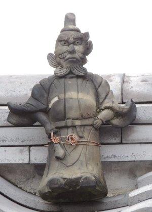 伏見区榎町の鍾馗さん