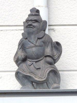 伏見区堀詰通の鍾馗さん