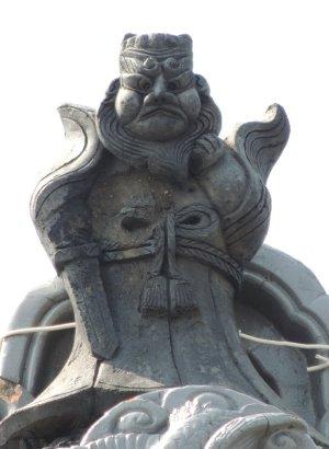奈良市東九条町の鍾馗さん
