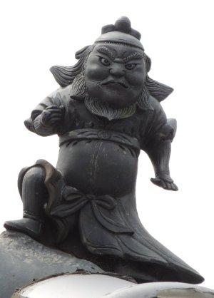 鍾馗さん【1463】和歌山紀美野001-1福田