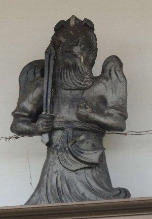 福知山市上野の鍾馗さん