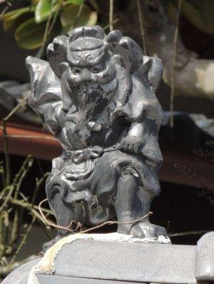 福知山市猪崎の鍾馗さん