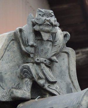 香芝市下田東の鍾馗さん