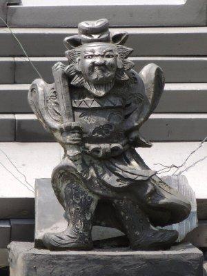平群町椿井の鍾馗さん