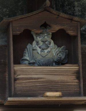 生駒市北田原町の鍾馗さん
