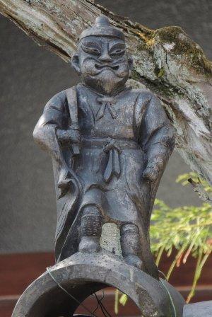 生駒市高山町の鍾馗さん