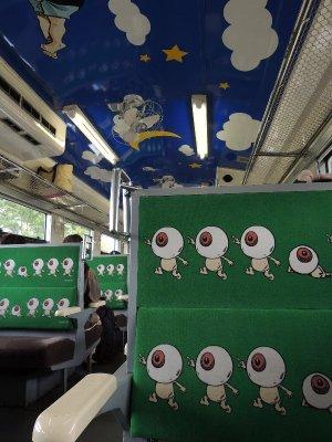 境線 鬼太郎電車