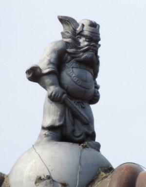 豊田市堤町の鍾馗さん