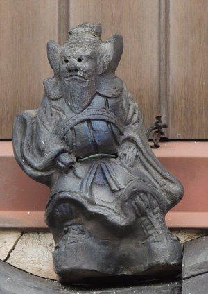 京都六番町の鍾馗さん