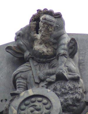 半田市亀崎の鍾馗さん