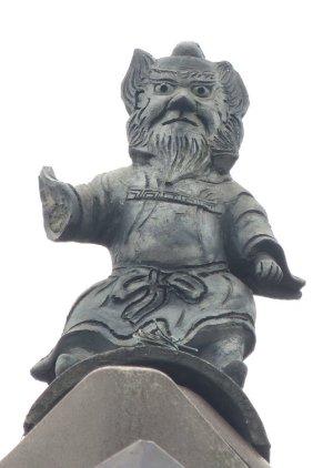 木津川市木津町の鍾馗さん